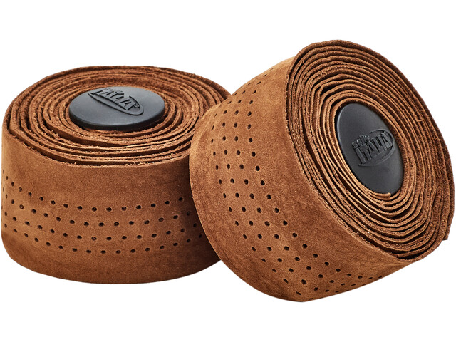 Selle Italia Smootape Classica Rubans de cintre cuir/gel 2,5 mm, brown